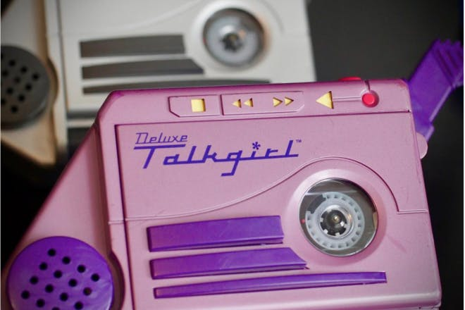 17. Talkgirl