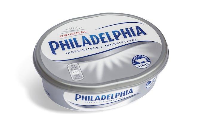 Tub of original Philadelphia