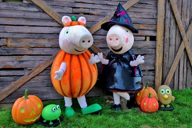 Halloween at Paulton's Park