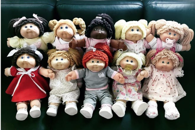 28. Cabbage Patch Kids