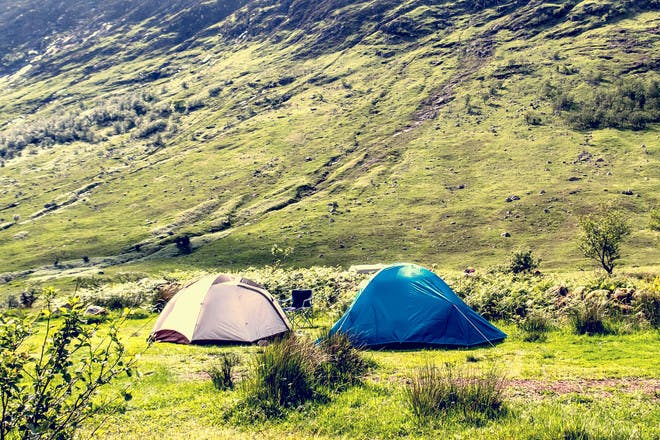 5. Benefits of wild camping