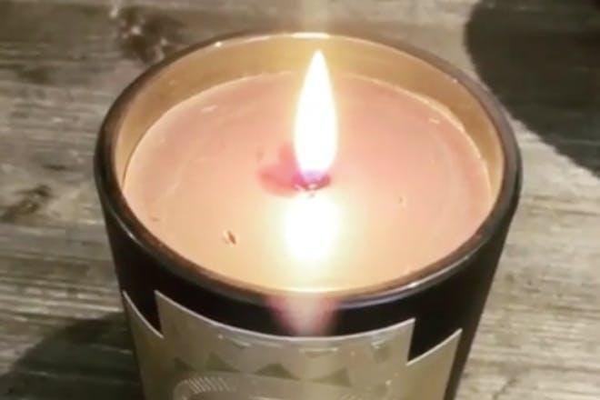 Amanda Holden candle