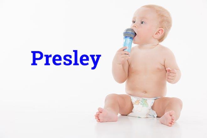 45. Presley