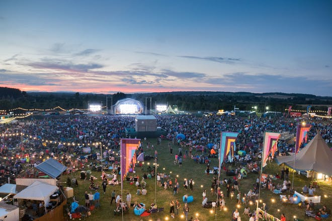 23. The Big Feastival, Oxfordshire, 27-29 Aug 2021