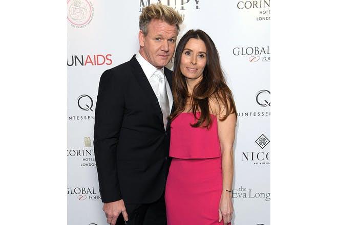 20. Gordon Ramsay and Tana Ramsay