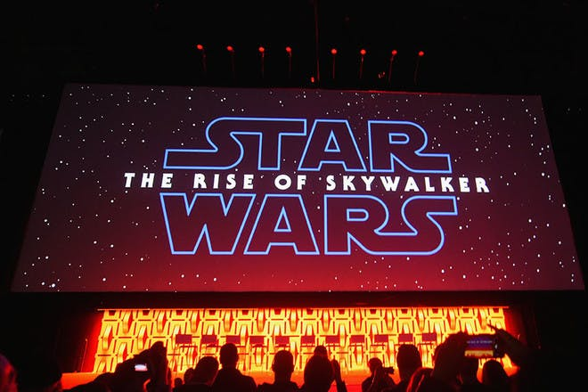 8. Star Wars Episode IX: The Rise of Skywalker