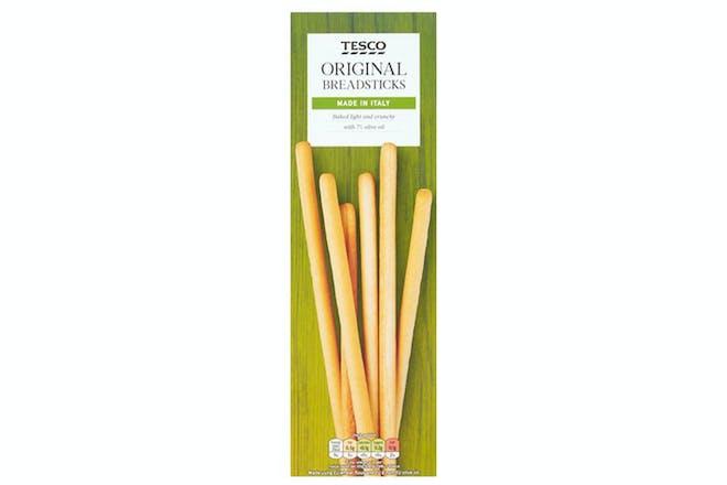Tesco breadsticks