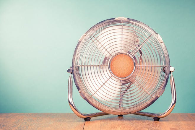 1. Make your fan work harder