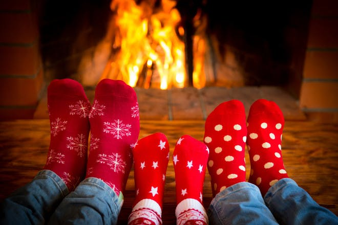 Invest in some cosy socks