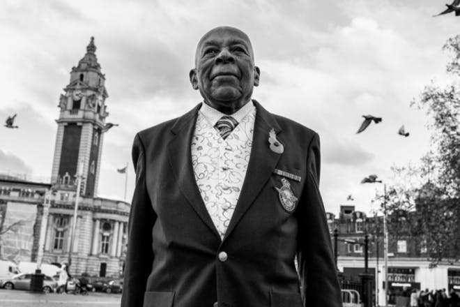 Windrush: Portrait of a Generation – A photo-story by Jim Grover is on show in Brixton