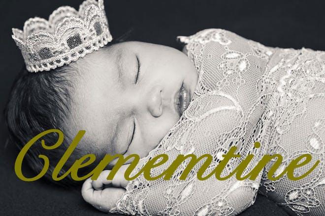 74. Clementine
