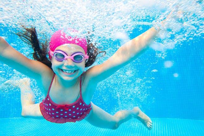 Beach Splash Kingfisher Leisure Centre