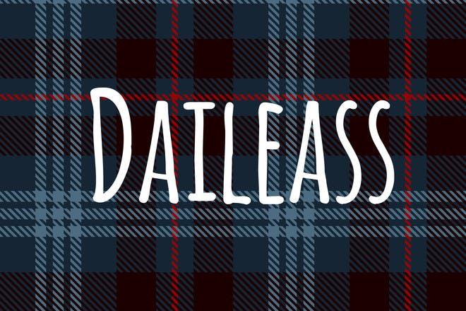 37. Daileass
