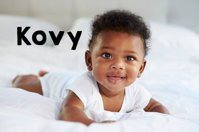 Kovy baby name
