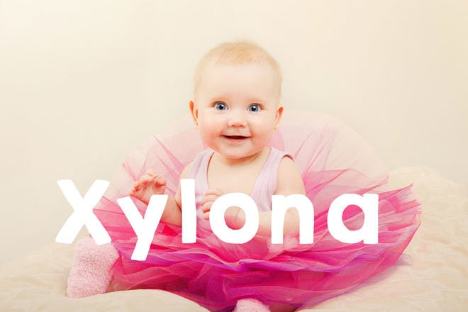 Baby name Xylona
