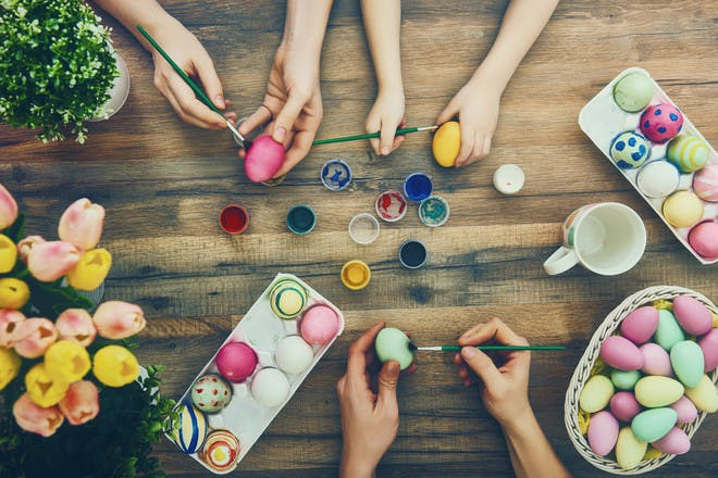 Easter activities around the UK