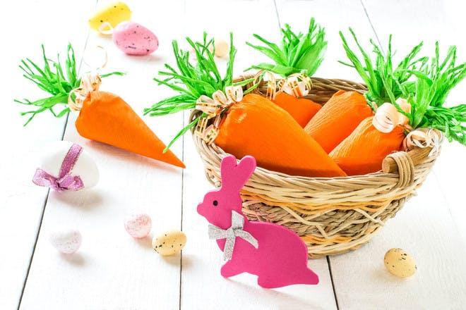 Sweetie carrots