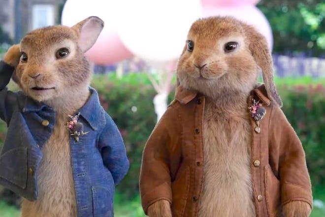 7. Peter Rabbit 2