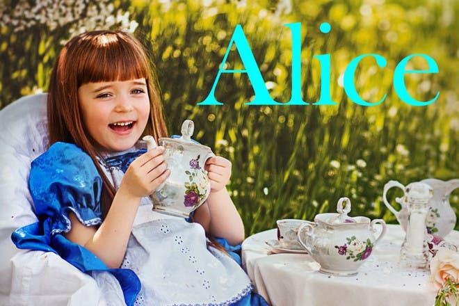 7. Alice