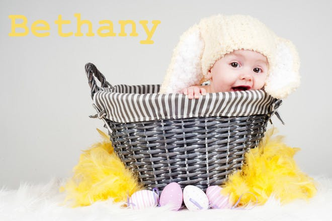 Bethany - Easter baby names