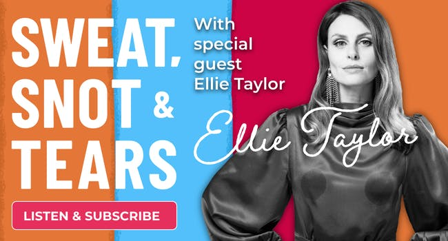 Ellie Taylor on netmums podcast