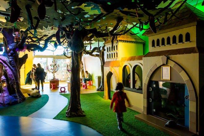 10. Explore the Discover Children's Story Centre, London