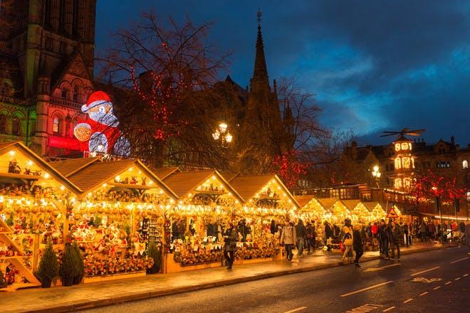 Best Christmas markets near Manchester