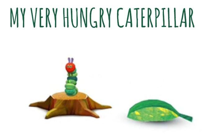 17. My Very Hungry Caterpillar