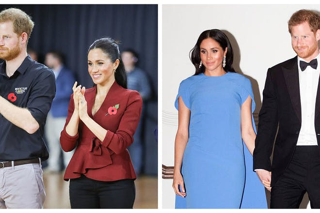 Meghan Markle's best maternity looks