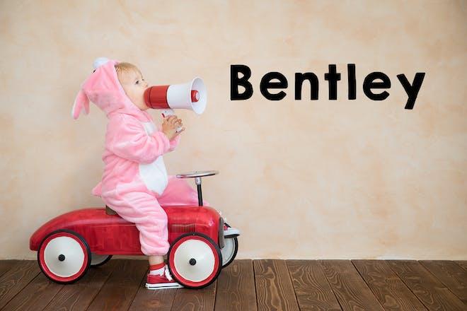 Bentley baby name