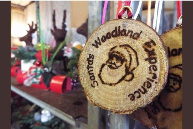 Santas Woodland Experience, Balfron Station