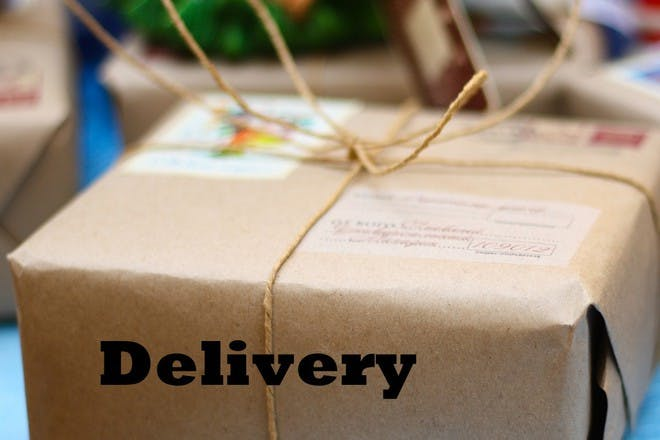 Make a LONG list of things for the postman!