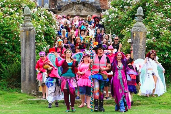 2. 3 Wishes Fairy Festival, Cornwall, 18-20 Jun 2021