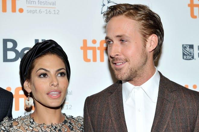 27. Ryan Gosling and Eva Mendes