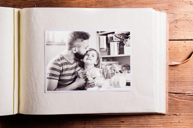 49. Make your own photo album