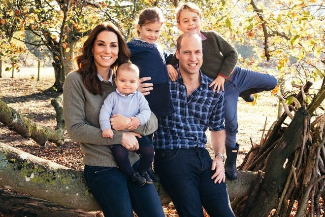 5. Prince William and Kate Middleton