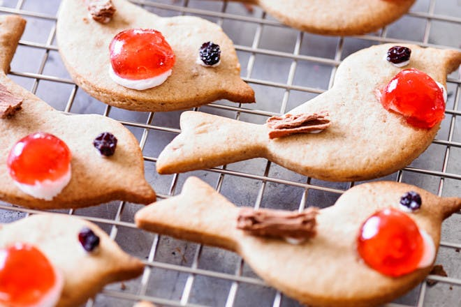 Top 10 Christmas biscuit recipes for 2017