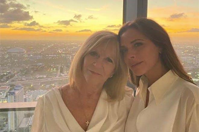 Victoria Beckham Mother's Day