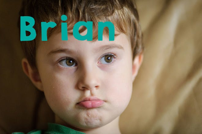 Baby name Brian