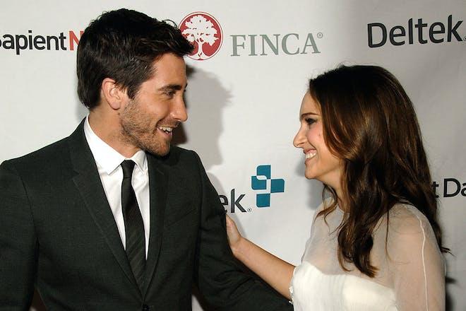 32. Natalie Portman and Jake Gyllenhaal