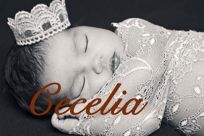 13. Cecelia