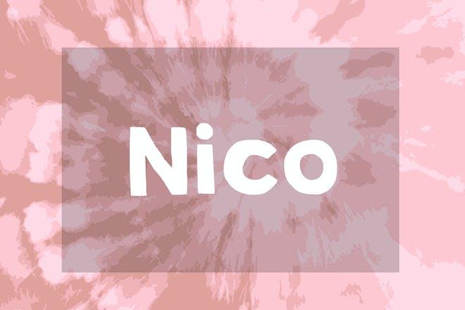 Nico name