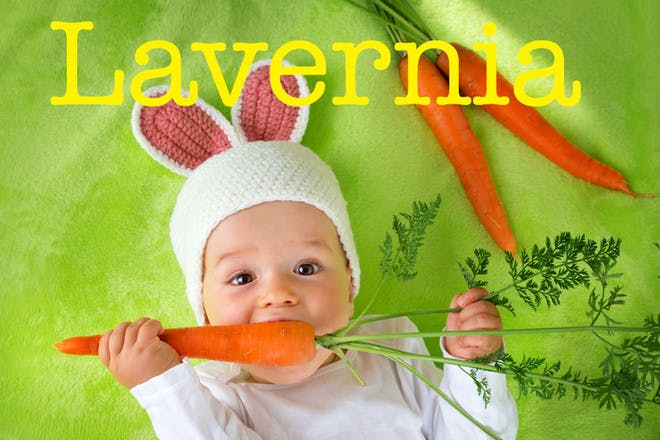 Lavernia - Easter baby names