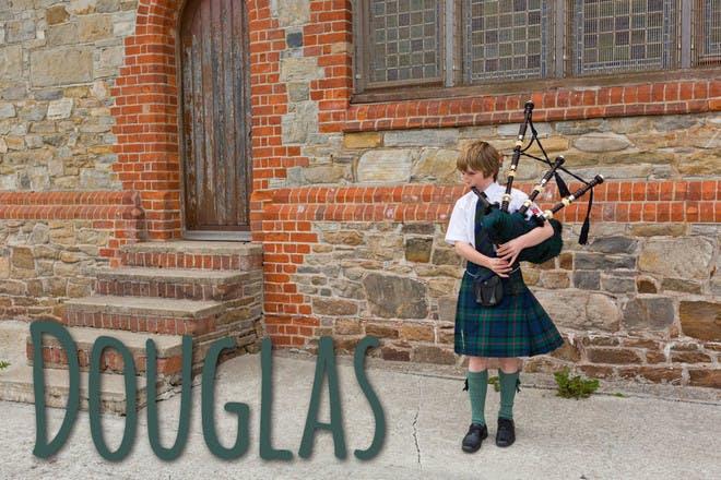 Douglas Scottish name