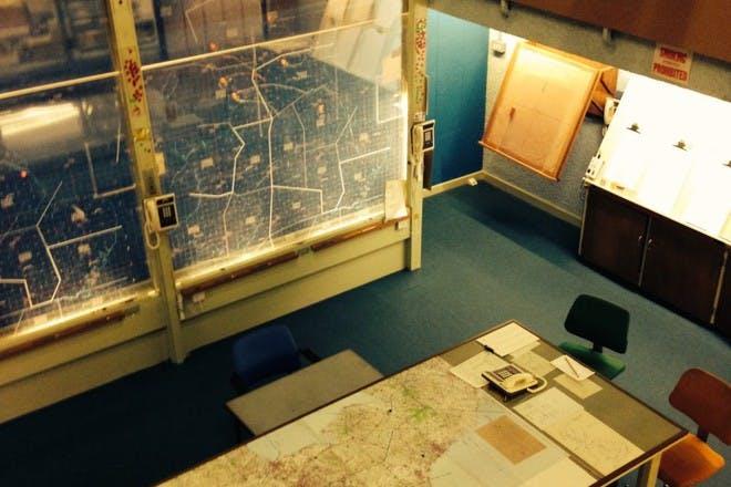 cold war bunker in york
