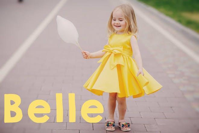 4. Belle