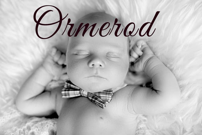 69. Ormerod