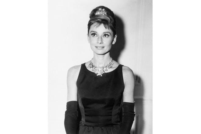 30. Audrey