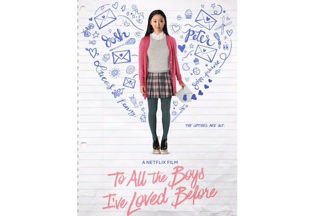 To all the boys I've loved before promotional shot