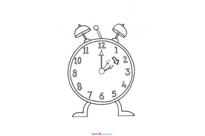 6. Clocks forward